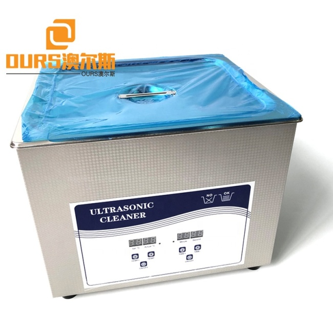 Transducer Factory Made Commercial Golf Ball Washer Machine / Golf Club Ultrasonic Cleaner 28K-40K 360W