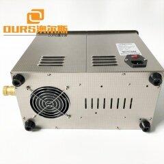 Driving Power 180 Watt 6.5Liter 40KHz Tabletop Stainless Steel Ultrasonic Cleaner Machine For Glasses Cleaning
