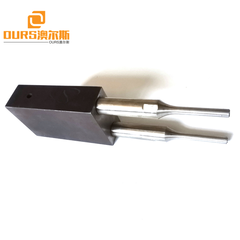 20khz Steel And Titanium Alloy Ultrasound Ultrasonic Horn And Mould For Non Woven Fabric Welding