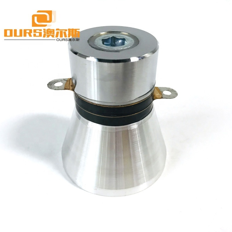 60W PZT4 Piezoelectric Ultrasonic Cleaning Transducer 28KHz Low Frequency Ultrasonic Transducer