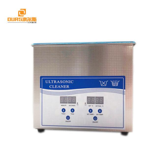 3L Stainless Steel 304 Digital Ultrasonic Cleaner used in cleaning Jewelry Glasses Teeth Tableware Watch Razor