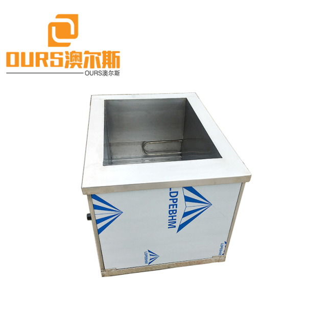 300W 40KHZ Stainless Steel Bath Industrial Ultrasonic Vibration Cleaner For Cleaning Hair Silk