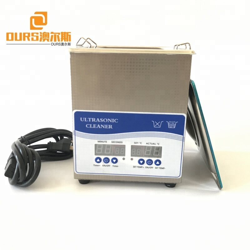 20L timer heater adjustable ultrasonic cleaning machine made of stainless steel