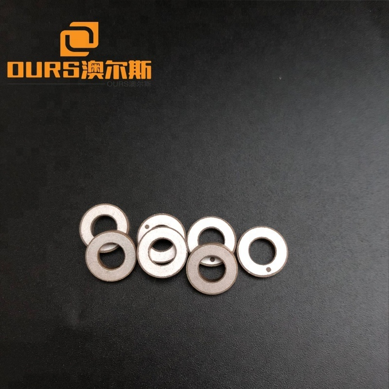 10*5*2mm Ring Piezoelectric Ceramic for Medical Teeth Cleaning transducer/cleaning transducer/welding transducer