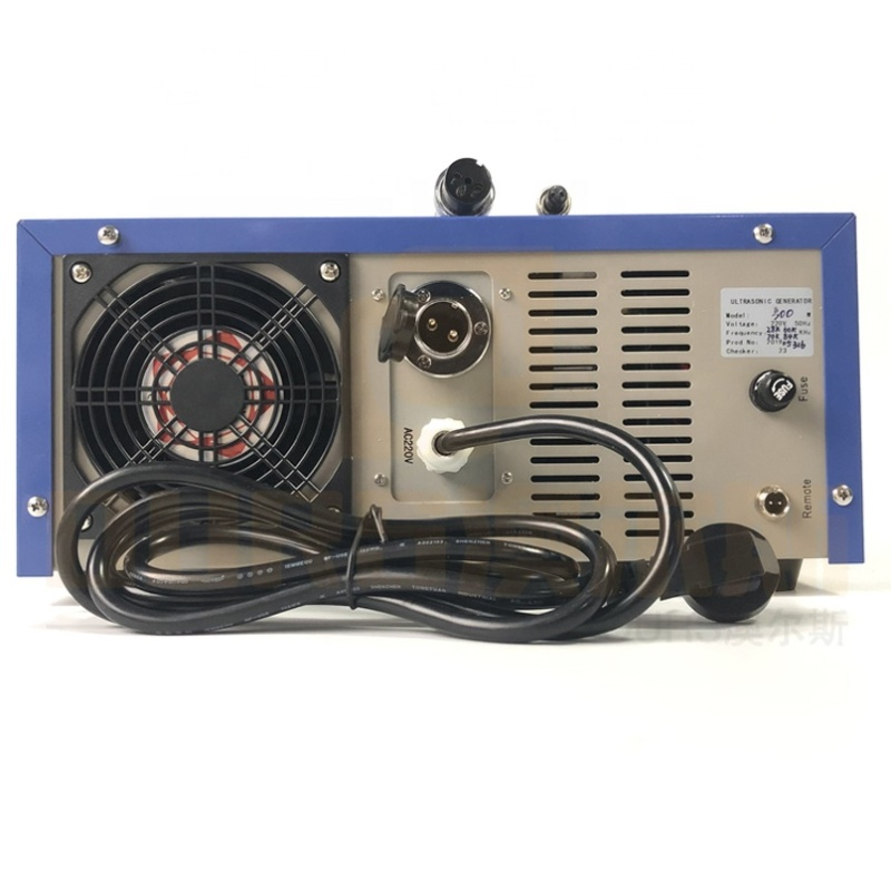 28K/83K/130K Multi-frequency Ultrasonic Power Supply Piezo Transducer Cleaner Tank Generator Ultrasound Signal Generator