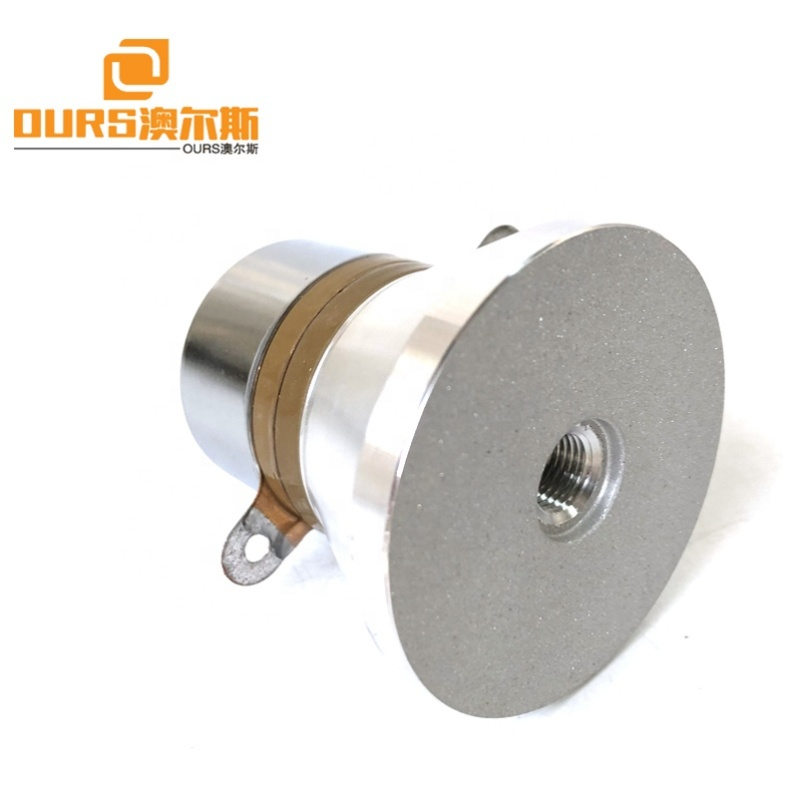 33K 60W P8 Piezoelectric Material Ultrasonic Oscillator/Transducer As Underwater Submersible Cleaner Plate Parts