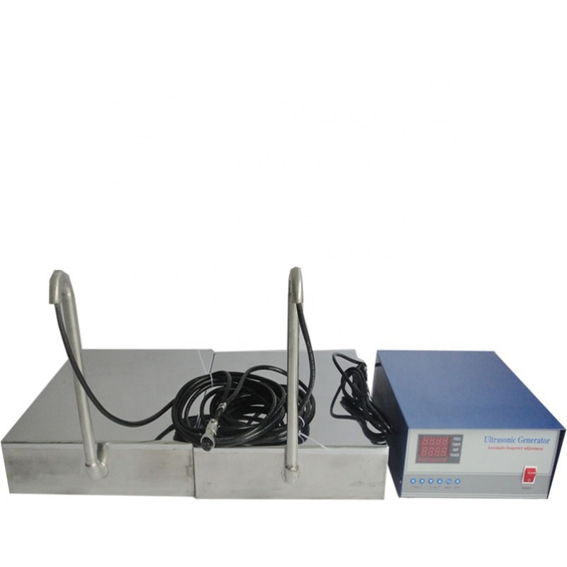 1800W Immersible Submersible ultrasonic Transducer Box With Control Driver Power Supply
