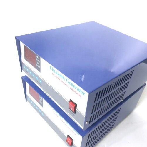 1500W Ultrasonic Cleaning Transducer Generator 40KHz or 28KHz Piezoelectric Ultrasonic Generator For Cleaner