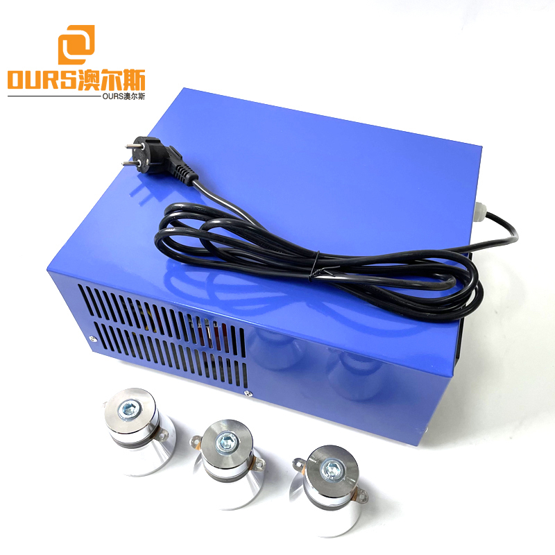 25KHZ Ultrasonic Cleaners Technical Specification Type Digital Power Generator For Industrial Washing Machine