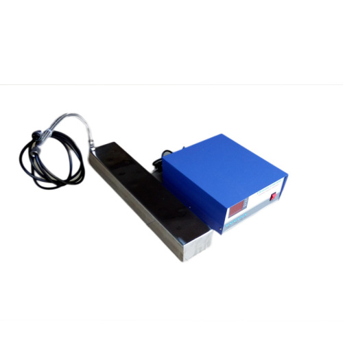 1500W Submersible Ultrasonic Transducer 28KHz Immersible Ultrasonic Transducer Pack Generator For Ultrasonic Auto Parts Cleaner