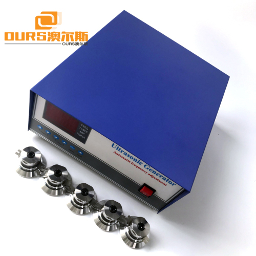 Factory wholesale 17/20/25/28/33/40KHz Adjustable Frequency Ultrasonic Cleaning Generator