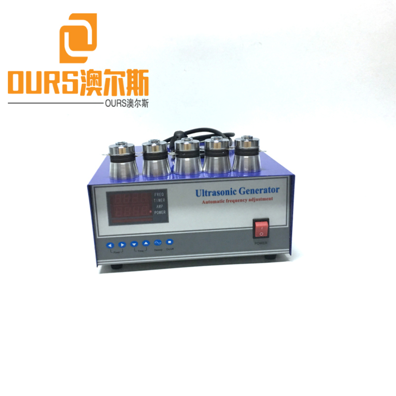 2019 OURS Hot Sales 28KHZ/40KHz 1000W 110V OR 220V Voltage Optional Digital Ultrasonic Generator Used In Industry Cleaning
