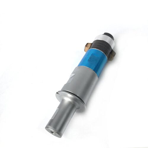 2000W ultrasonic welding piezoelectric transducer 20khz for plastic spot welding machine