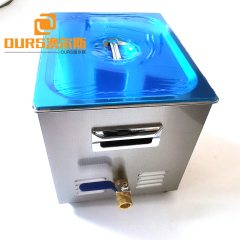 Table Top Ultrasonic Surgical Instrument Cleaning Bath Professional 20L Ultrasonic Medical Instrument Cleaner