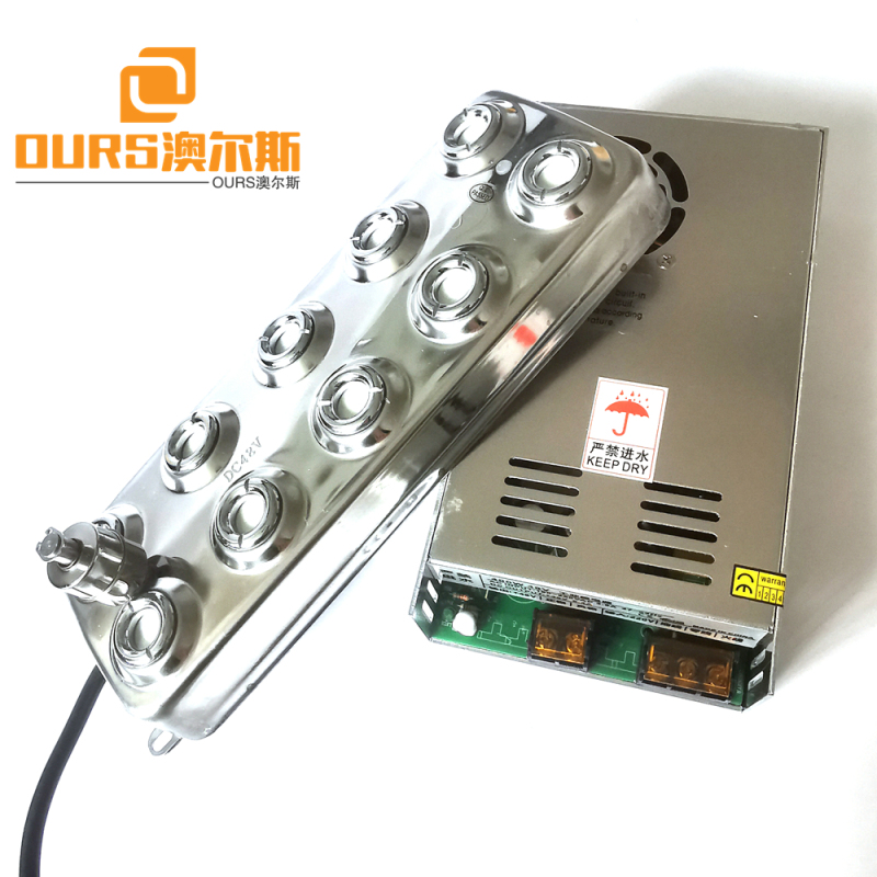 300w 10 Heads Industrial Humidificador Ultrasonic Mist Maker Ultrasonic Humidifier transducer Use In Park