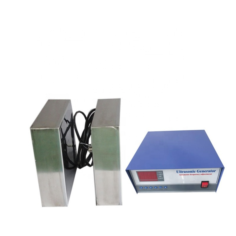 Immersion 300W Ultrasonic Transducer Box 20KHz/28KHz/40KHz For Ultrasonic Cleaning Machine