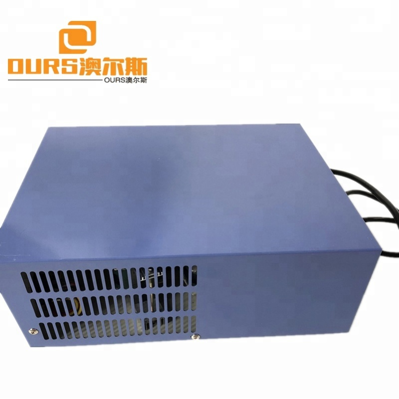 100W-300W High frequency Industry Ultrasonic Cleaning generator for sale