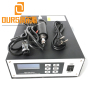 28Khz 1000W High Power Ultrasonic Spot Welding Machine / Hand Ultrasonic Riveting  With Titanium Alloy Horn Tip