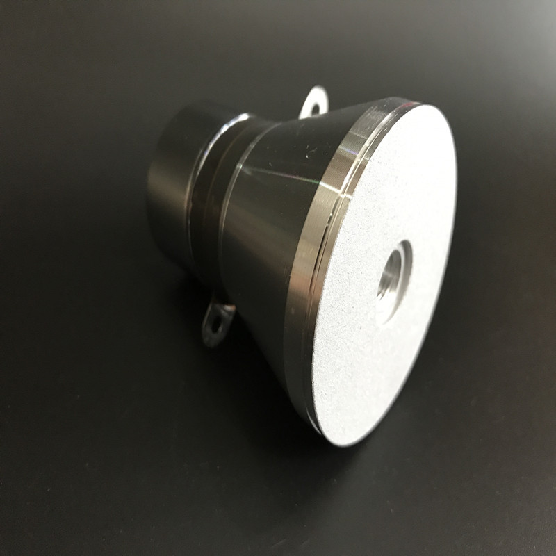 28Khz  60W  ultrasonic transducer low frequency piezoelectric transducers