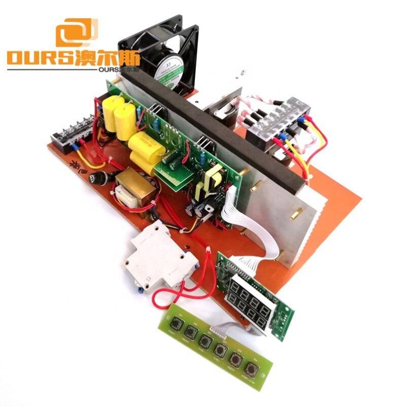 1000W Ultrasonic Generator Cleaner Parts Ultrasonic Cleaning Machine Power Supply