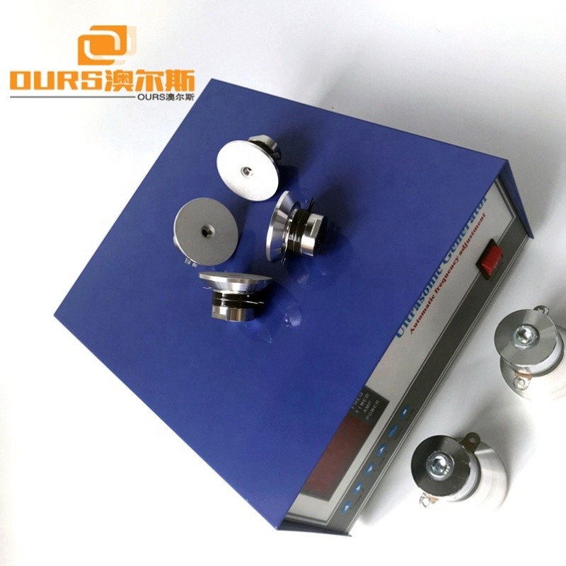 2700W Ultrasonic Power Supply for Plate Ultrasonic Cleaning Machine