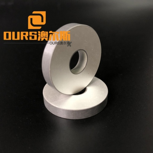 Piezoelectric ceramic transducer ring,round shape, for ultrasonic cleaning or welding polishing cutting welders
