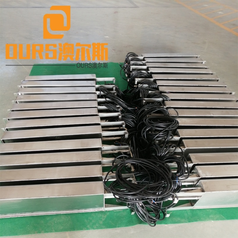 High Frequency Electric Fuel and Industrial Ultrasonic Cleaner Machine Type 1000W IMMERSIBLE ULTRASONIC VIBRATION PLATE
