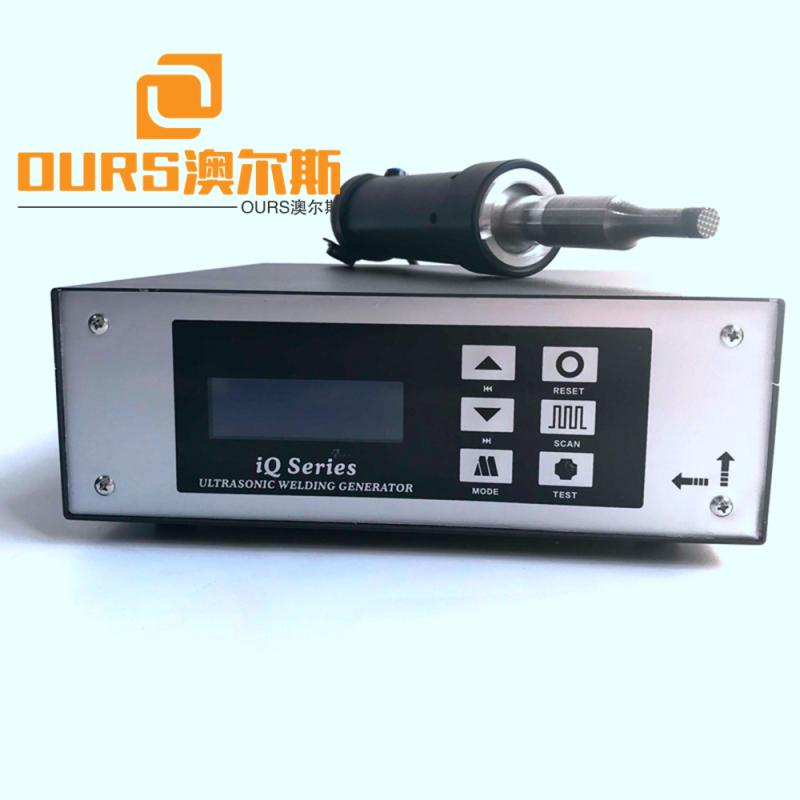 500W Automobile 40KHz Ultrasonic Riveting Welder Equipment Hand Carried