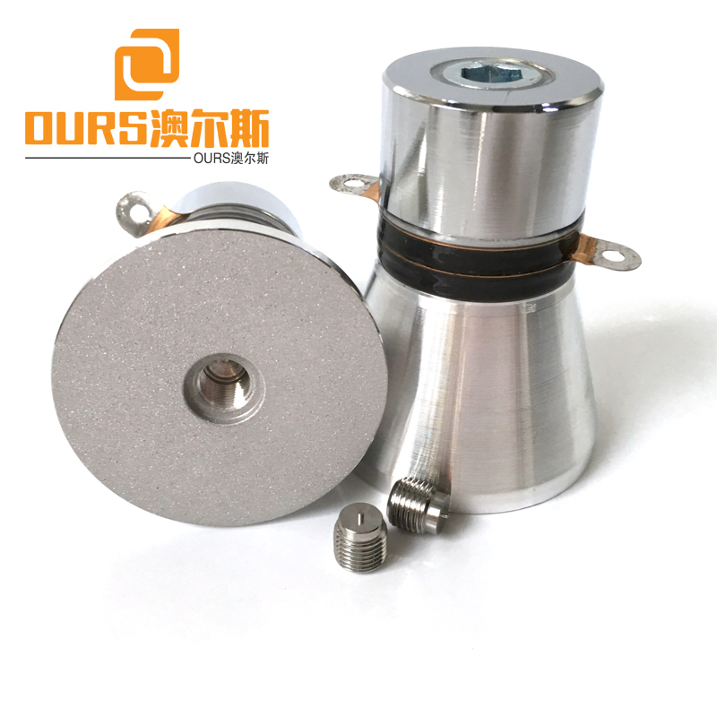 25KHZ High Quality Low Frequency Ultrasonic Piezo Ceramic Transducer For Cleaning Tank