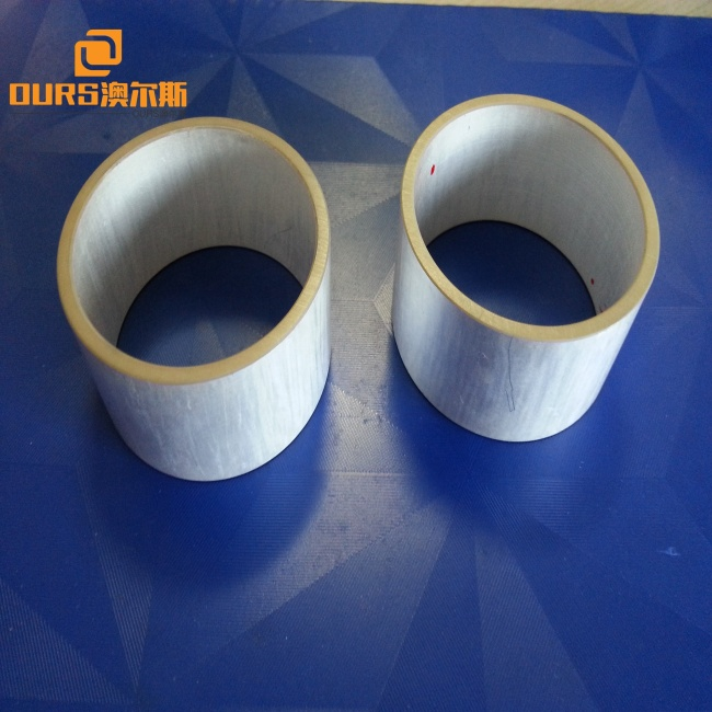 10*9*32mm Tube Piezoceramic,Piezo Ceramic (PZT) Tube Transducer