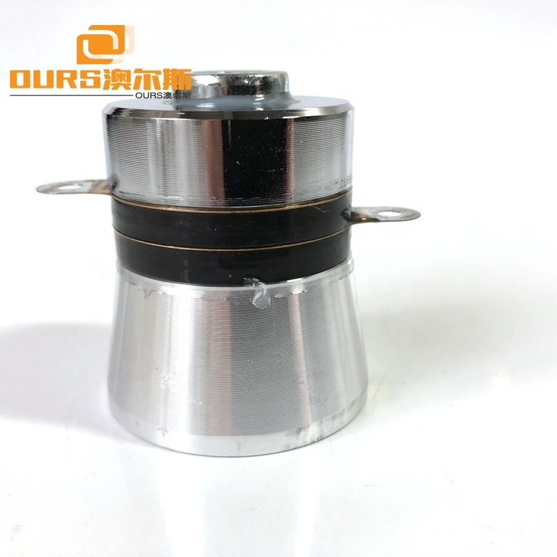 Factory Hot Sales Ultrasonic Transducer 40KHz With Screw For Cleaning