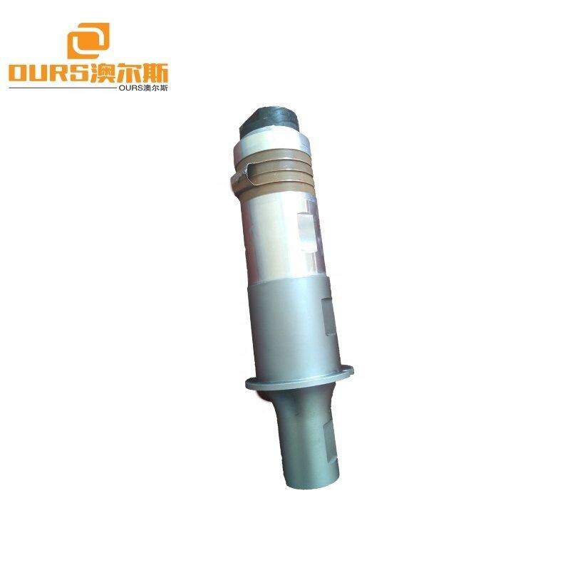 20khz Ultrasonic welding transducer ,cutting,polishing tea bag sealing,plastic welder