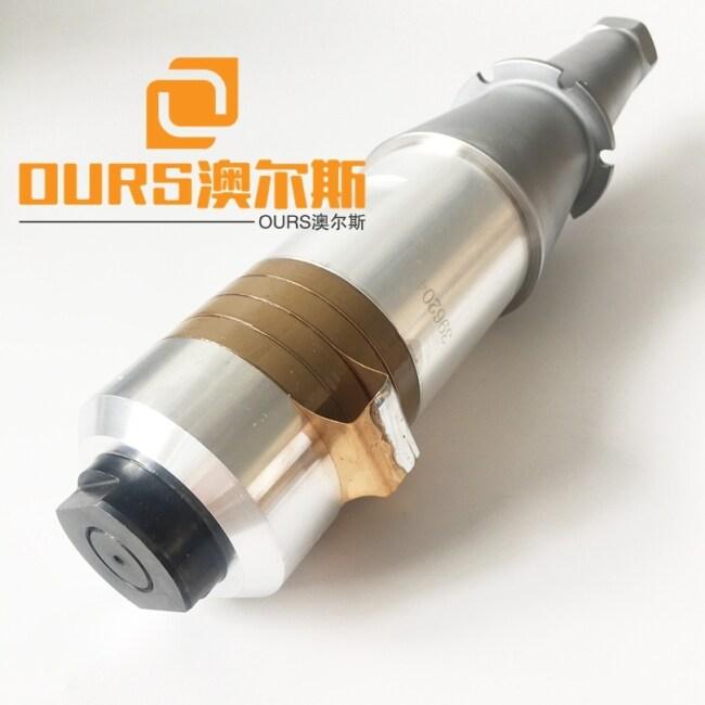 15KHZ 3200W PZT8 Ultrasonic Welding Piezoelectric Transducer For Ultrasonic Plastic Welding Machines