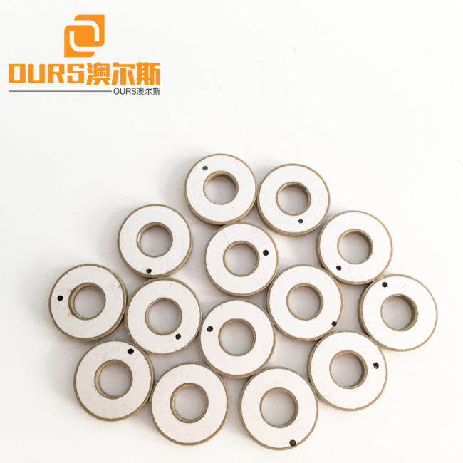10*5*2mm  piezoceramic ring for  ultrasonic dental scaler