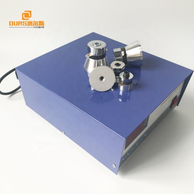 1800W 40Khz Digital Ultrasonic Vibration Generator for cleaning machine