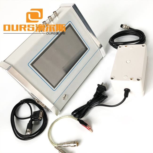 1KHZ-5MHZ Ultrasonic Impedance Analyzer Used To Test Cleaning Welding Transducer Parameters