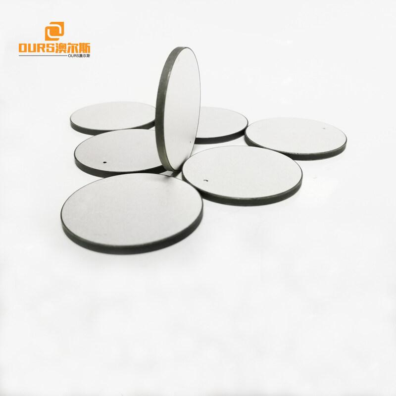 Piezoelectric Ceramic Disc Piezo Ceramic Piezoelectric Sensor Piezo Vibration 2.05*3mm