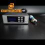 15KHz or 20khz 2000W Ultrasonic welding generator and transducer for ultrasonic welding machine