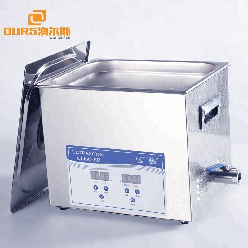 13L Table type Ultrasonic Cleaner high performance design Ultrasonic Cleaning machine Generator ultrasonic washer
