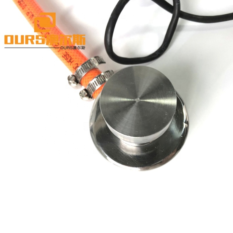 Factory Manufacture Single Frequency 35KHZ Industrial Ultrasonic Vibration Transducer 100W Steel Ultrasonic Vibrating Machine
