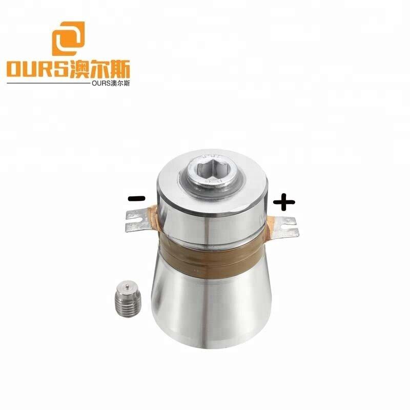 28K/40K/60W Ultrasonic Langevin Transducer Cleaning Ultrasonic Transducer