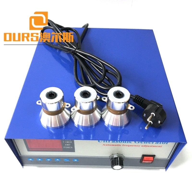 28KHZ  300W-3000W Digital Ultrasonic Washers Generator For Cleaning Industry Cleaning