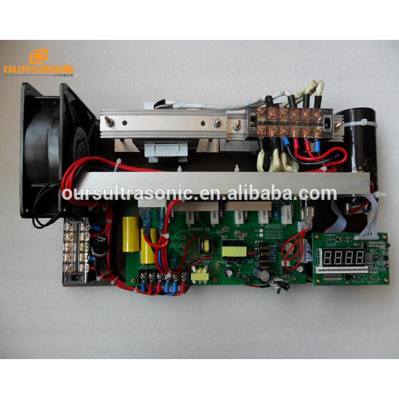 120W25khz/40khz  High Stability PCB Generator Ultrasonic generator