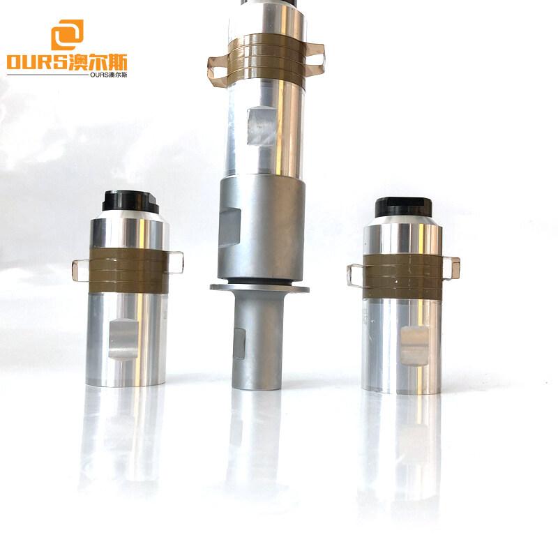 2000W 20K High power Ultrasonic Ceramic Welder Transducer Used In Welder For Nonwoven Folding Welding