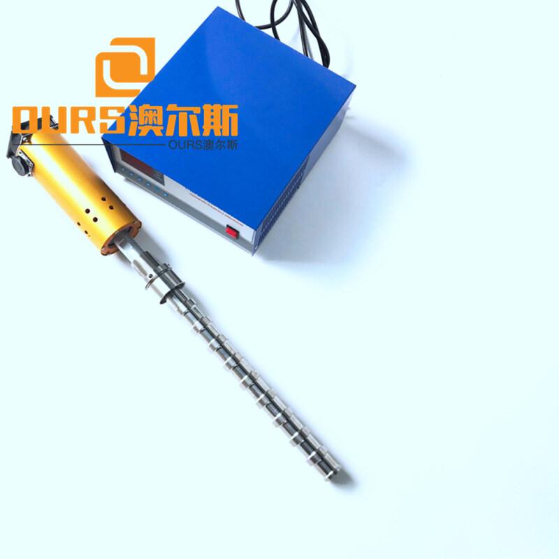 20khz Ultrasonic Vibration Tubular Transducer 1000w/1500w/2000w