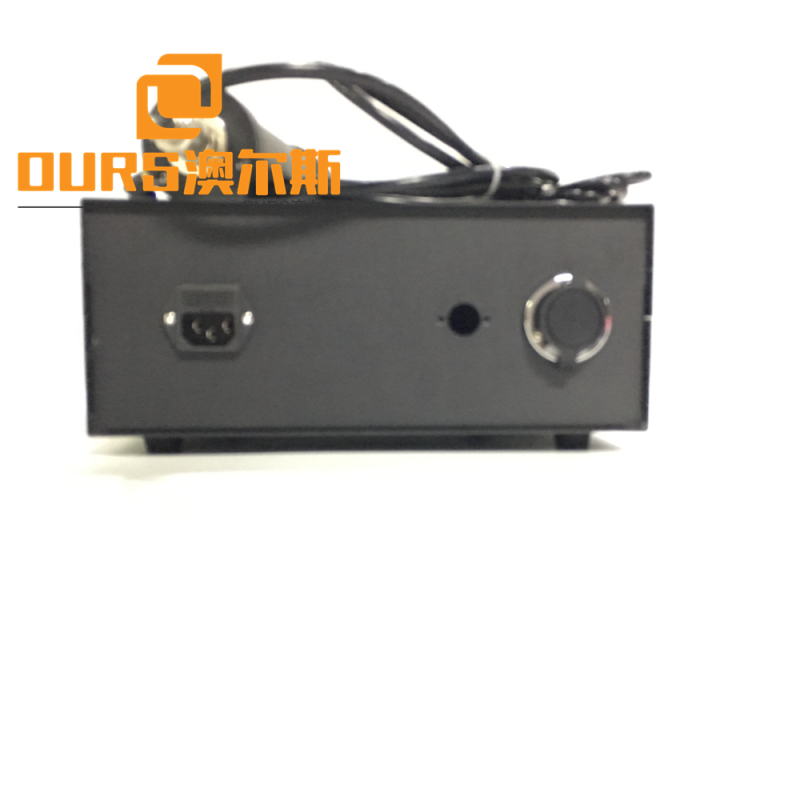 300W 20KHZ/28khz Hand - Held Ultrasonic Spot Welding Machine Equipment For Seamless Shoes