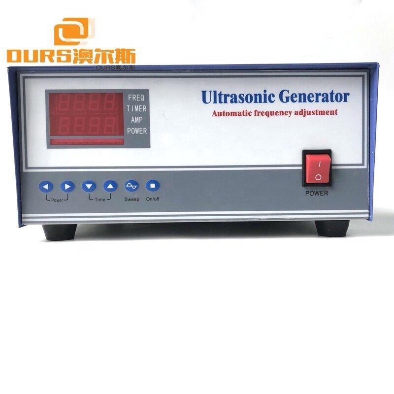 1500W Ultrasonic Cleaner Transducer Generator 28KHz/40KHz Ultrasonic Generator For Cleaning Tank