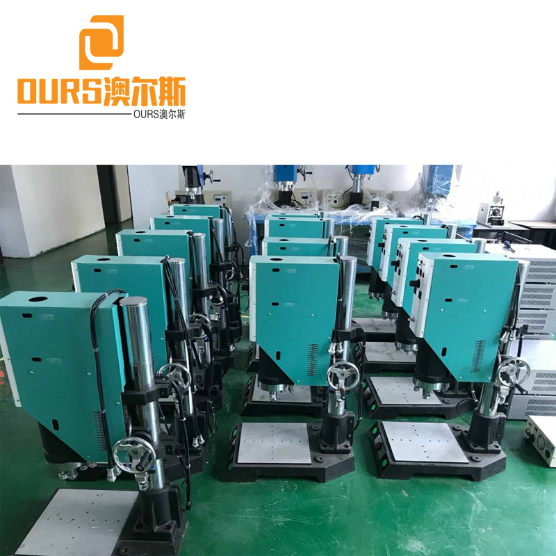 15KHZ Good quality High Precision Ultrasonic Welding Equipment For Thermoplastic Resin