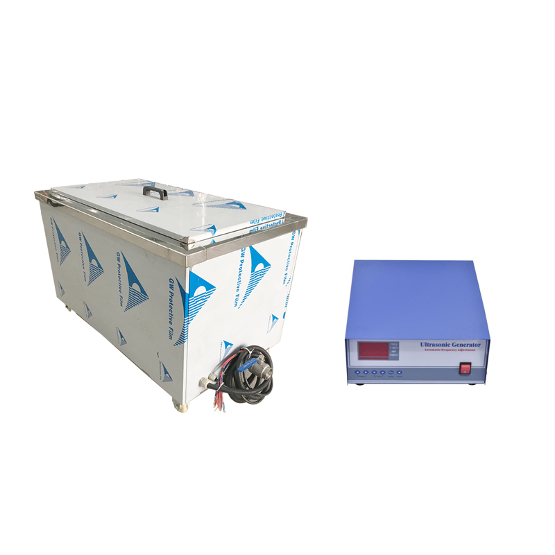 Food Processing Industry Used 28khz 40khz 50L Ultrasonic Cleaner Cleaning Type crate washing machine