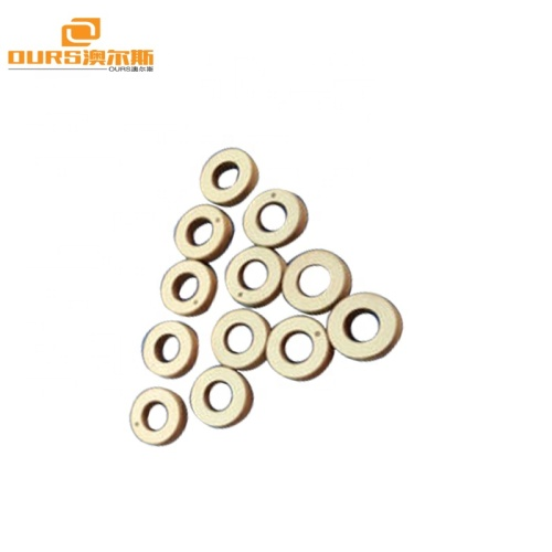 10*5*1 Piezoelctric Ceramic  Ring For Ultrasonic Cleaner Transducer
